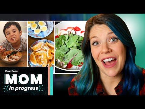 I Tried 3 Pregnancy Meal Plans