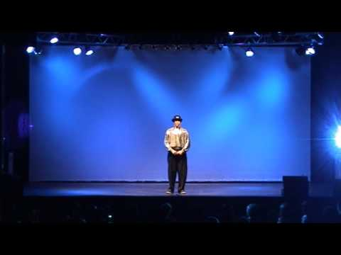 Salah Dance - Popping Dance (Part 1 of 3) / URBAN DANCE SHOWCASE