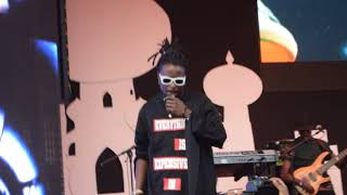 Nyashinski Full Performance At Concours D'Elegance 2018.