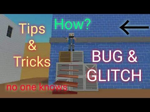 Bug, glitch, Tips