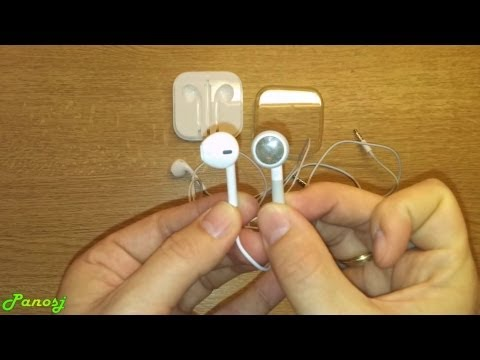 Earphones Comparison: Apple iPhone 5 (NEW) & iPhone 4S (OLD)
