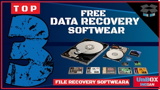 Top 3 Best Free Data Recovery Software For Windows/SD Cards/USB/External Hard Drive 2018-19