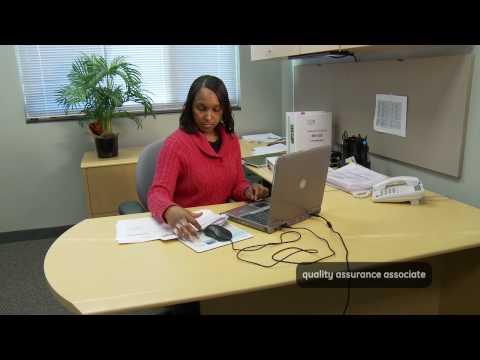 Quality Assurance Associate