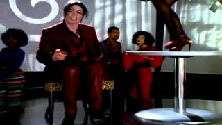 Michael Jackson - Slave To The Rhythm (Original Version) (Music Video)