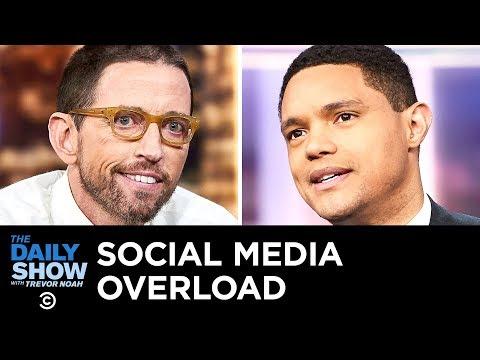 America Needs Common-Sense Phone Control | The Daily Show thumbnail