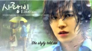 Jang Geun Suk  Love Rain song with english lyric