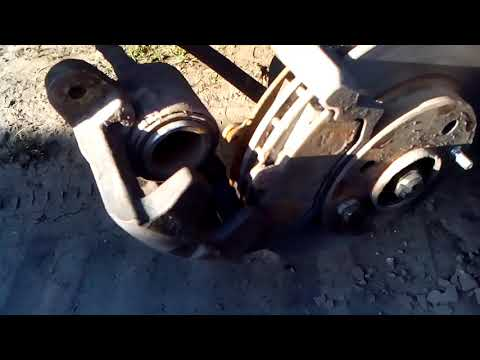 Как проверить тормозные диски на кривизну