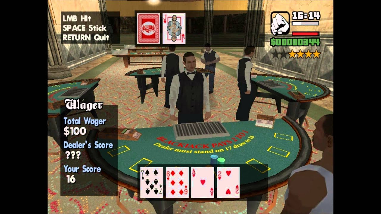 Gta san andreas gambling free play casino no deposit