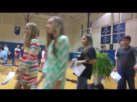 EAST HICKMAN MIDDLE SCHOOL 6TH GRADE REWARDS DAY CEREMONY