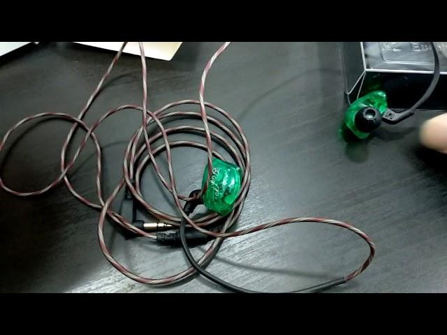 zsr 綠色開箱 #1