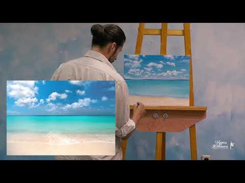 Райский морской пейзаж