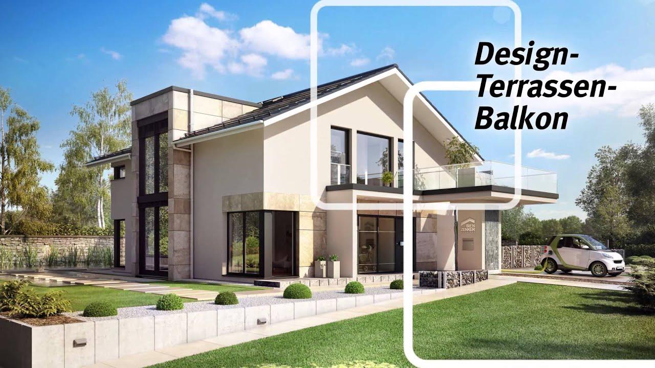 AuBergewohnlich Das Plus Energie Haus Concept M München, Die Neue Modulare Dimension Von  Bien Zenker