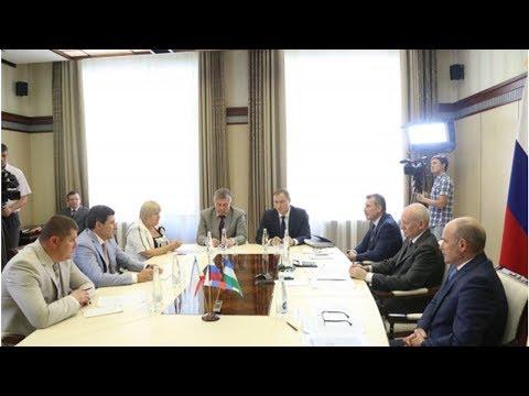 Американские делегаты признались в любви к Крыму