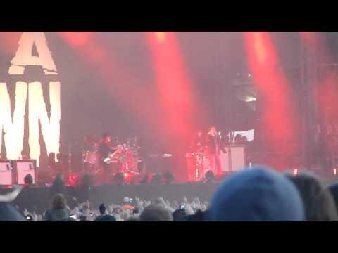 System Of A Down, B.Y.O.B @ Download 2011