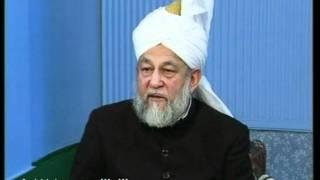 Turkish Darsul Quran 4th February 1995 - Surah Aale-Imraan verses 180-183 - Islam Ahmadiyya