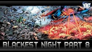 [Blackest night part 8]comic world daily