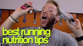 BEST RUNNING NUTRITION TIPS | The Ginger Runner
