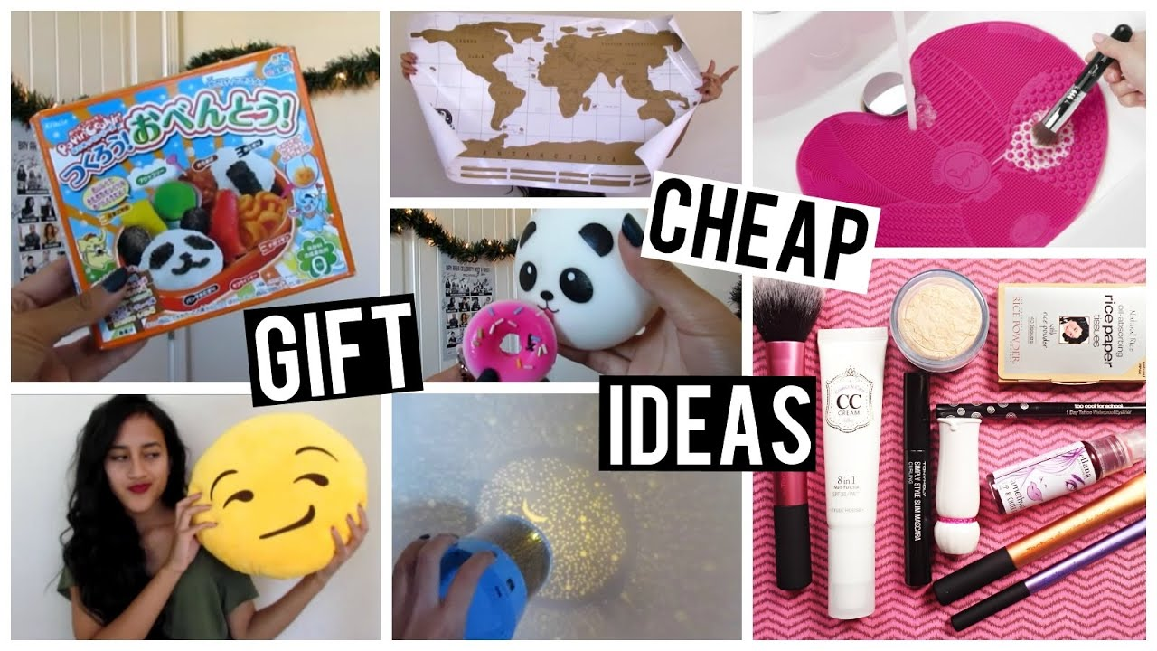Unique Gift Ideas: For Teens, Girlfriends, Etc! - YouTube
