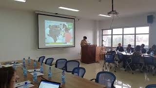 #EBAGroPamoja App for Climate Action Presentation by Steffi Maingi at the UNSolutionSummit