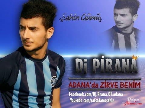 DJ PİRANA - ADANA LAN BURASI Hadi Koçum YayLan - (Diss Track)  #Adana