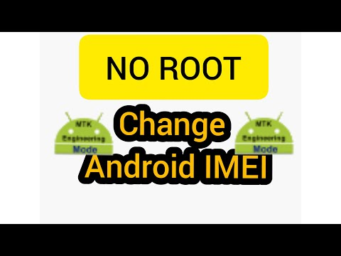 [NO ROOT] Change Android IMEI Without Root