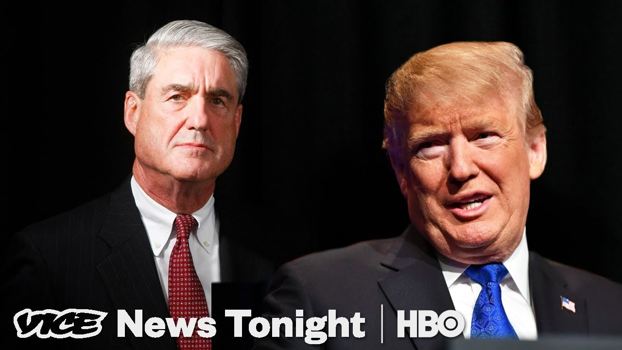 The Mueller Report: A VICE News Tonight Special (HBO)