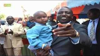 DP Ruto Adopts Nadia, Calls Her Jerono