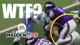 NFL Glitches!!! feat. Madden NFL