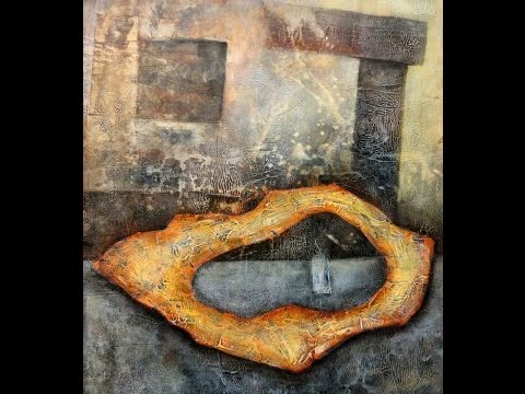 Acrylmalerei   acrylic painting   Abstrakt 10 / 14