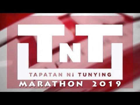 Tapatan Ni Tunying 2019 Marathon