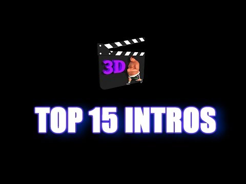 TOP 15 INTROS IYAN 3D ANDROID MINECRAFT 2017