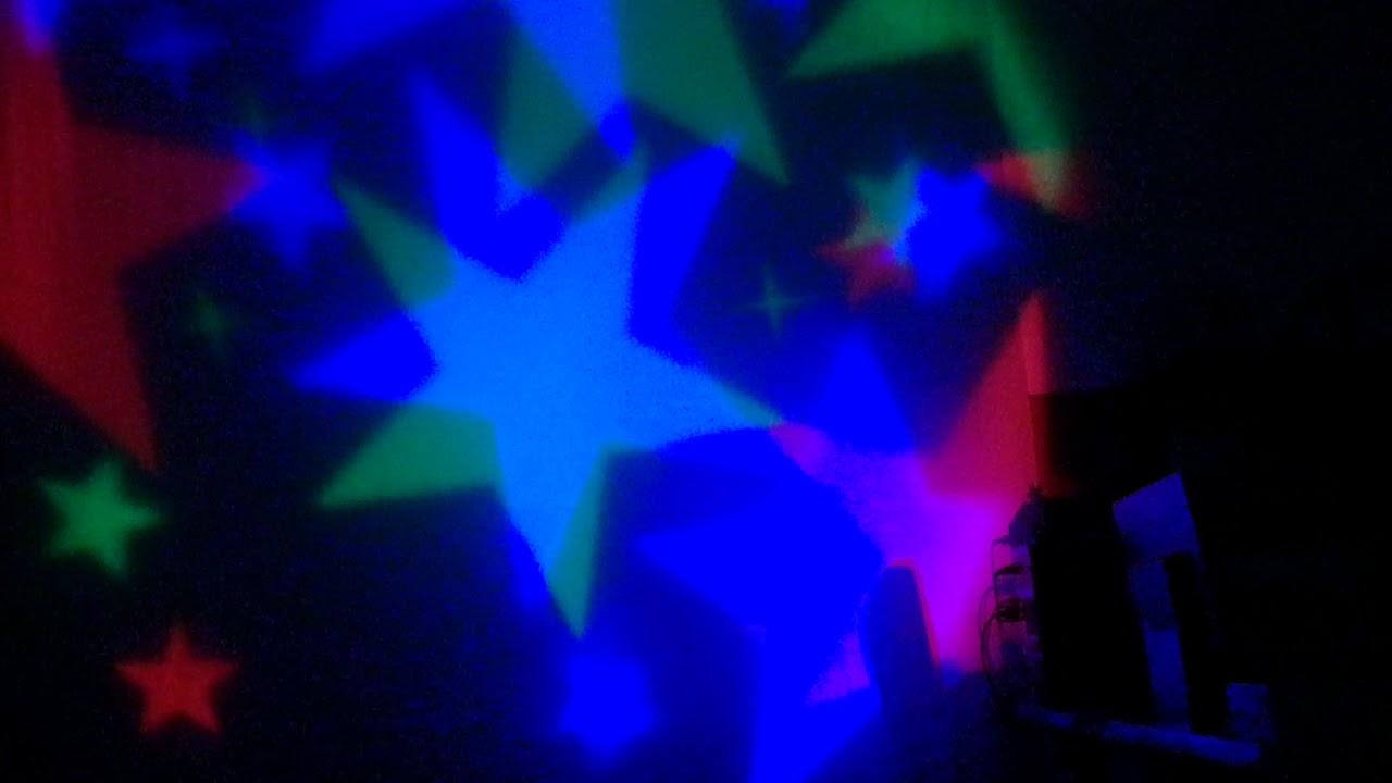 Illuminazione Esterna Natale : Proiettore luci led d per natale metri per esterno giardino o
