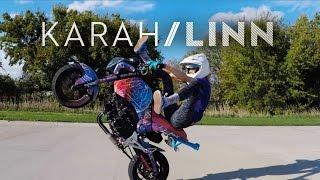 Omaha Girl Grom Stunts   Karah Linn - Female Stunt Rider
