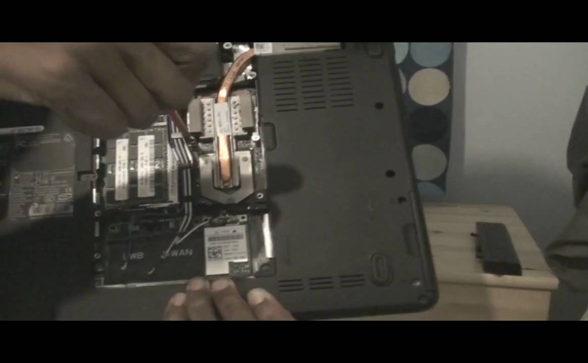 youtube how to open inspiron 7955