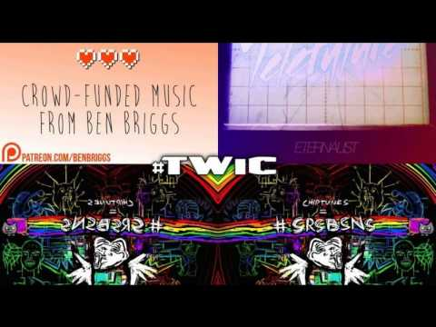 TWiC 053: Chiptunes = WIN, Ben Briggs, Telefuture - This Week in Chiptune
