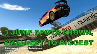 RR3 jumps! Where they are, how to jump and how to capture it.
