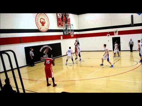 Hibbing Community College Mens Basketball vs. Riverland CC