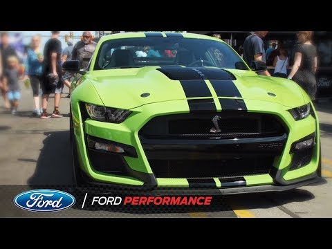 2019 Woodward Dream Cruise - 2020 Ford Shelby Mustang GT500 | Ford Performance