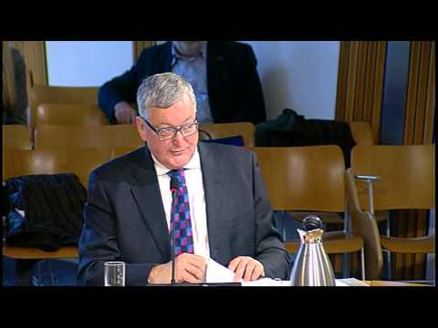 Delegated Powers and Law Reform Committee (Part II) - Scottish Parliament: 28th October 2014