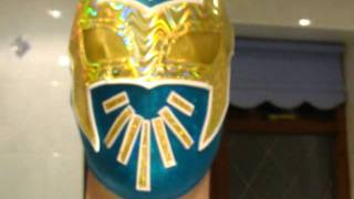 Sin Cara Mask Review Triple Threat!