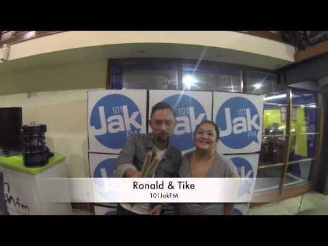 Sabian Day 2014 - Ronald & Tike 101JakFM