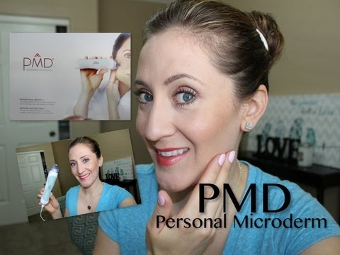 Review:  Personal Microderm (PMD) Mp3