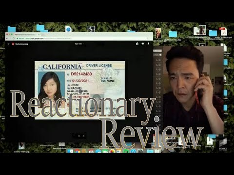Reactionary Review: Searching: If You Wanted a Found Footage Social Media Thriller... This is It.