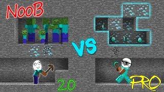 NOOB VS PRO - MINECRAFT 20
