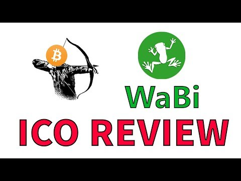 Wabi ICO Review - Digital token backed by safe products - Hunting The Coins