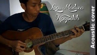 Lagu Madura ngapoteh (akustik cover) Fingerstyle
