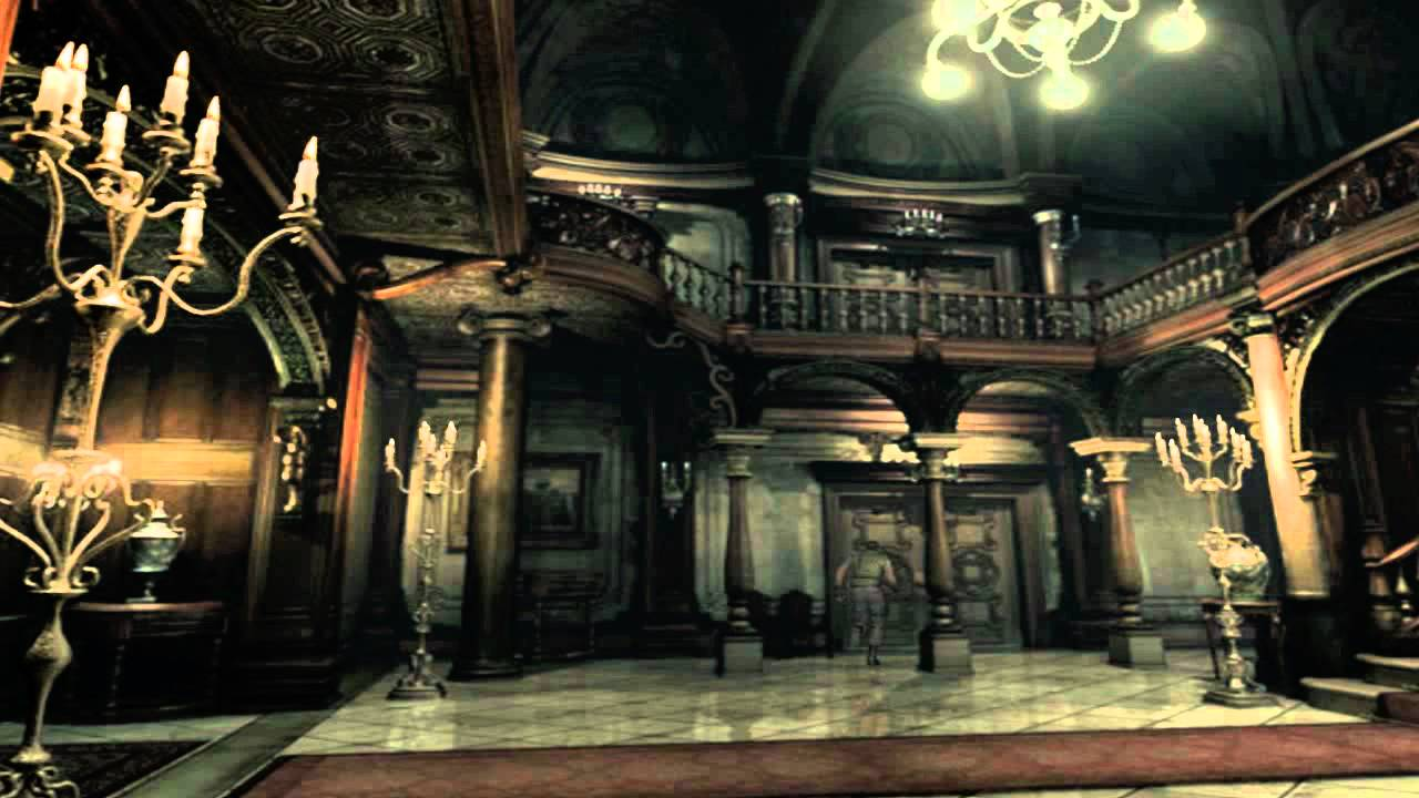 Resident Evil  Remake Gameplay Part  Hd