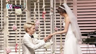Global We Got Married S2 EP07 Compact (SHINee Key & Arisa, Super Junior Heechul & Puff) 140518