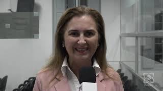 Alessandra comenta pedidos para bairros e moção por aposentadoria