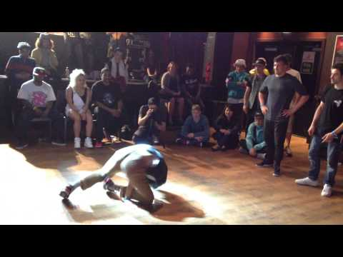 Chilly and P-Star vs The Latinos | Top 8 |World Bboy Classic 2015 Uk Qualifier